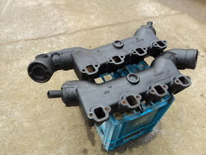 small block ford OMC manifolds in great cond