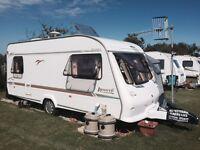 Elddis Avante 505 Caravan - 5 Berth - Very good condition, clean, no damp!