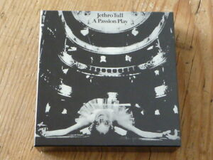 Jethro-Tull-A-Passion-Play-Empty-Promo-Box-Japan-Mini-LP-no-cd-ian-anderson-QA