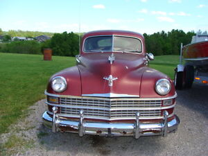 1946 CHRYSLER saratoga 1946