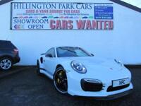 2015 Porsche 911 TURBO S GB EDITION, LOW MILES