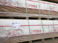 MDF 22mm thick LARGE SHEETS ! - Brand New FINSA make - ideal for racking, shelving, etc