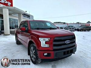2015 Ford F-150 Lariat 4x4- Loaded, Power Running Boards!