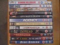 DVDs - 12 New / Sealed / Original DVDs for £10