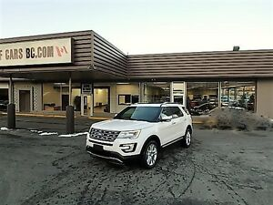 2016 Ford Explorer Limited Edition 4WD - 7 Passenger, Full Load