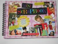 Scholastic Mini - Scrap Book (New)