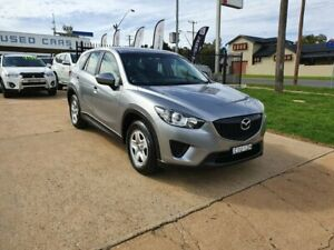 2012 Mazda CX-5 Maxx Silver 6 Speed Automatic Wagon Young Young Area Preview