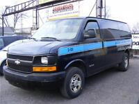 2005 Express Cargo Van Strong Runner.