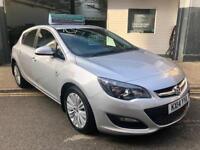 Vauxhall Astra 1.4i VVT 2014MY Excite 5 Door Hatchback