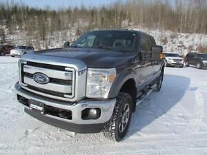 2013 Ford F-350 Lariat 4x4 SD Crew Cab 6.75 ft. box 156 in. WB S
