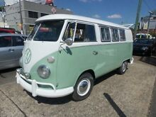 1964 Volkswagen Kombi Split Window Sundial Camper Lapis Green Manual Campervan Burwood Burwood Area Preview