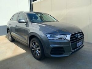 2015 Audi Q3 8U MY15 TFSI S Tronic 6 Speed Sports Automatic Dual Clutch Wagon Welshpool Canning Area Preview