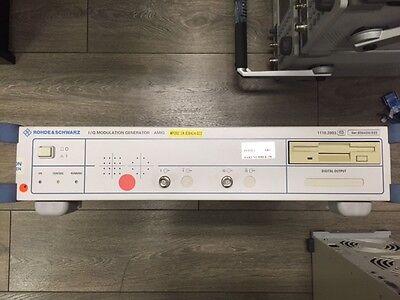 Rhode Schwarz Amiq03 Iq Waveform Generator