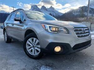 2015 Subaru Outback 3.6R Touring | AWD | LOW KMS | CLEAN CARFAX