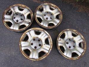 rim roues toyota rav 4 année 1999 4x4