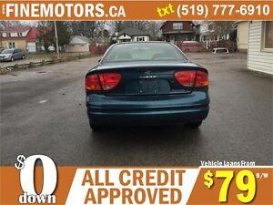 2003 OLDSMOBILE ALERO GX * LOW KM * LOW PRICE * READY FOR WINTER London Ontario image 5