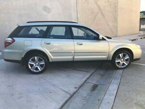 2007 Subaru Outback 3GEN Wagon 5dr Spts Auto 4sp AWD 2.5i [MY07] Gold Sports Automatic Wagon