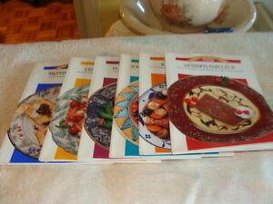 Coup de pouce, collection culinaire, copyright 1991