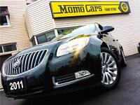 '11 Buick Regal! MINT! Off-Lease+Alloys+EARLYBIRD! ONLY $114!!!