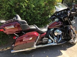 HARLEY FLH A VENDRE