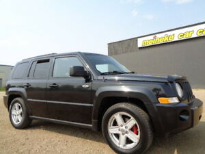 2010 JEEP PATRIOT NORTH EDITION-4X4-ONE OWNER-CLEAN