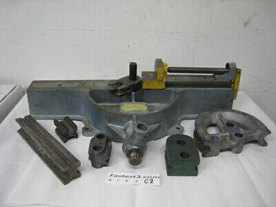 Parker Model 624 Manual Crank Tubing Bender Parker W Dies