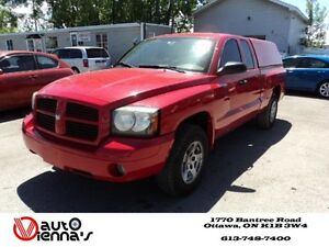 2007 Dodge Dakota ST 4x2 Club Cab 131.3 in. WB