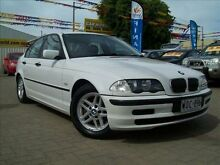 2001 BMW 318I E46 E46 5 Speed Manual Sedan Evanston South Gawler Area Preview