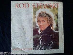 VINYL-7-SINGLE-SWEET-SURRENDER-ROD-STEWART-W9440