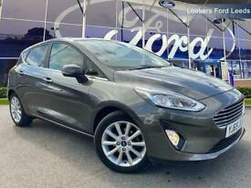 image for 2020 Ford Fiesta 1.0 Ecoboost 125 Titanium 5Dr Hatchback Petrol Manual