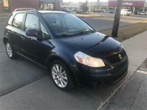 2010 Suzuki SX4 Hatchback AWD 153k Cetified