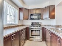 Freehold Town 1Year Old Close to Go Station Brampton For Sale