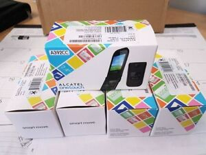 ALCATEL ONETOUCH FLIP PHONES BRAND NEW WITH 6 MONTHS WARRANTY