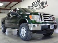 2012 Ford F150 XLT/ Lifted 4x4 / New Rubber / 6.5ft. Box /