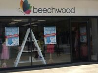 Beechwood Charity Shop Retail Assistants (Bramhall, Edgeley. Heald Green and Woodley)