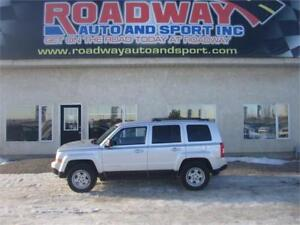 2014 Jeep Patriot North - PST PAID