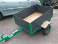 camping / car trailer 4ft x3ft x 16inches VGC