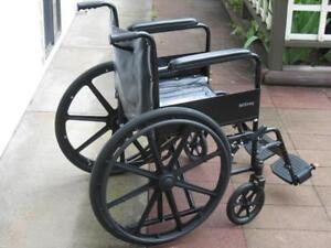 """ROOMY 20"""" WIDE BIOS LIVING WHEELCHAIR FOR SALE"""