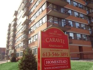Caravel - 64 Ontario St.-Waterfront-1Bdrm