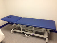 Physiotherapy 2 section couch