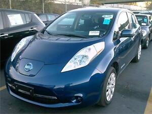 2016 Nissan Leaf S ONLY 2,458 miles!