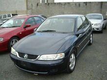 2000 Holden Vectra JS 11 CD Blue Automatic Hatchback Korumburra South Gippsland Preview