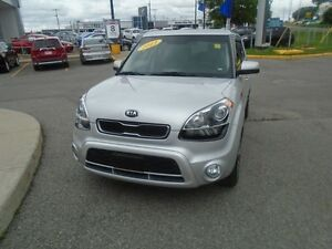 2013 Kia Soul 2.0L 4u Luxury