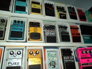 BOSS FUZZ  guitare  comme neuf