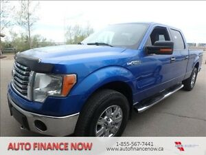 2012 Ford F-150 XTR Supercrew 5.5-Ft. Bed 4WD