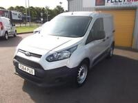 Ford Transit Connect 1.6TDCi L1 H1 95PS SILVER