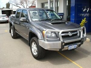 2011 Holden Colorado RC MY11 LX-R (4x4) Grey 5 Speed Manual Utility Northam Northam Area Preview