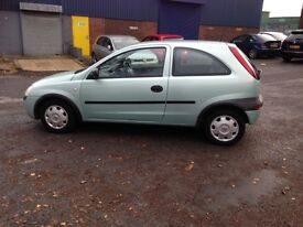 ONLY £495 VAUXHALL CORSA 1.0 - LOW RUNNING COSTS - NEW M.O.T