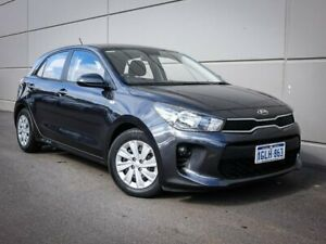 2018 Kia Rio YB MY18 S Grey 4 Speed Sports Automatic Hatchback