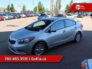 2016 Kia Forte LX+; AUTOMATIC, HEATED SEATS, AIR CONDITIONING, B